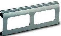 pencere gözlü alüminyum otomatik kepenk profili